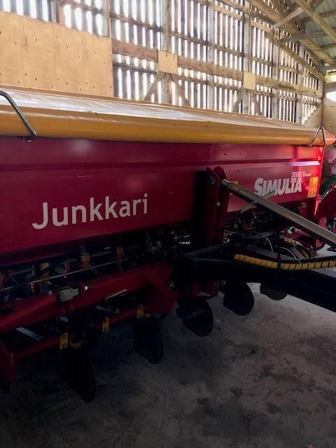 Junkkari Simulta 3000 T, Kylvölannoittimet, Maatalous