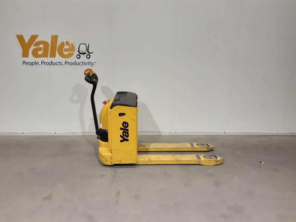 Yale MP22, Electro-pallettrucks, Laden en lossen