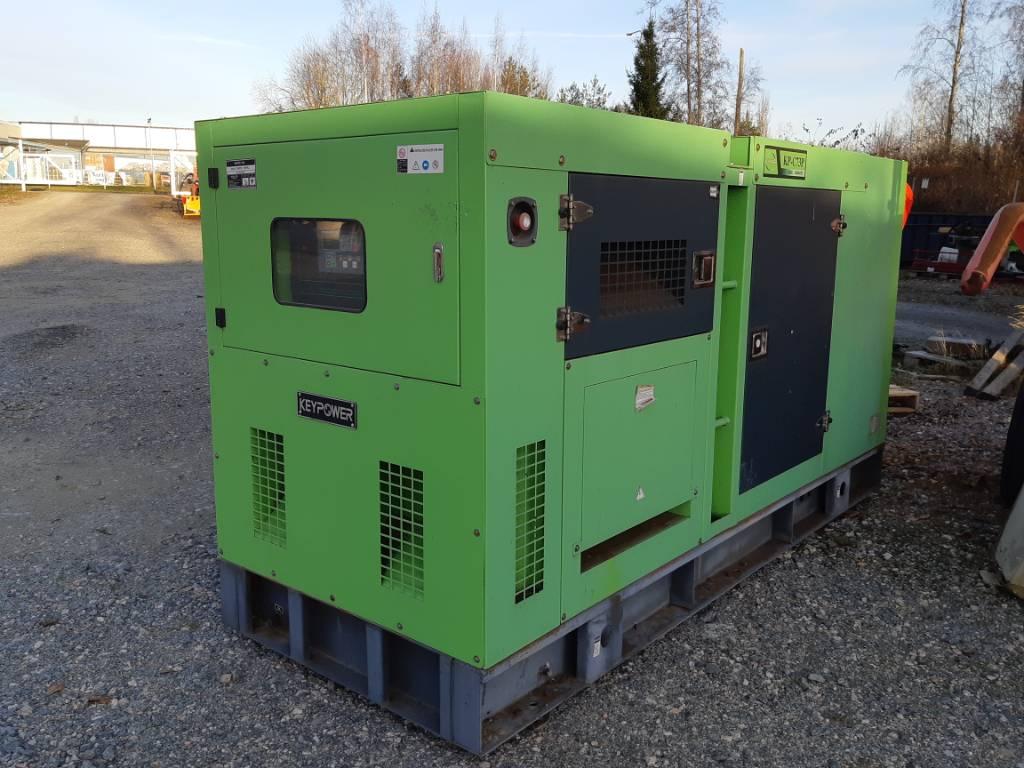 [Other] Keypower KP-C73P, Dieselgeneraattorit, Maarakennus