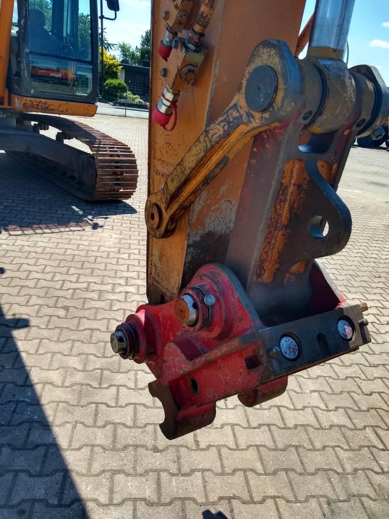 CASE CX210B LC, Raupenbagger, Baumaschinen