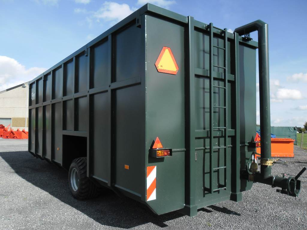 [Other] WATER/MEST CONTAINER 55 KUB, Andere bemestingsmachines, Landbouw