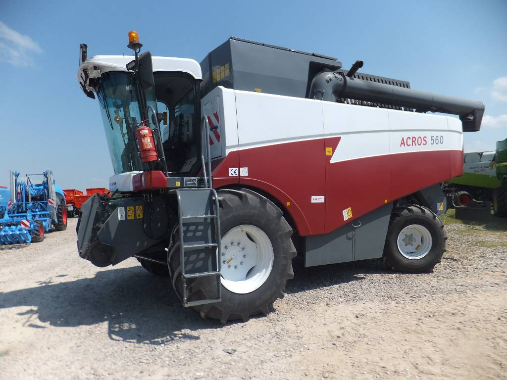 Rostselmash Acros 560, Combine harvesters, Agriculture