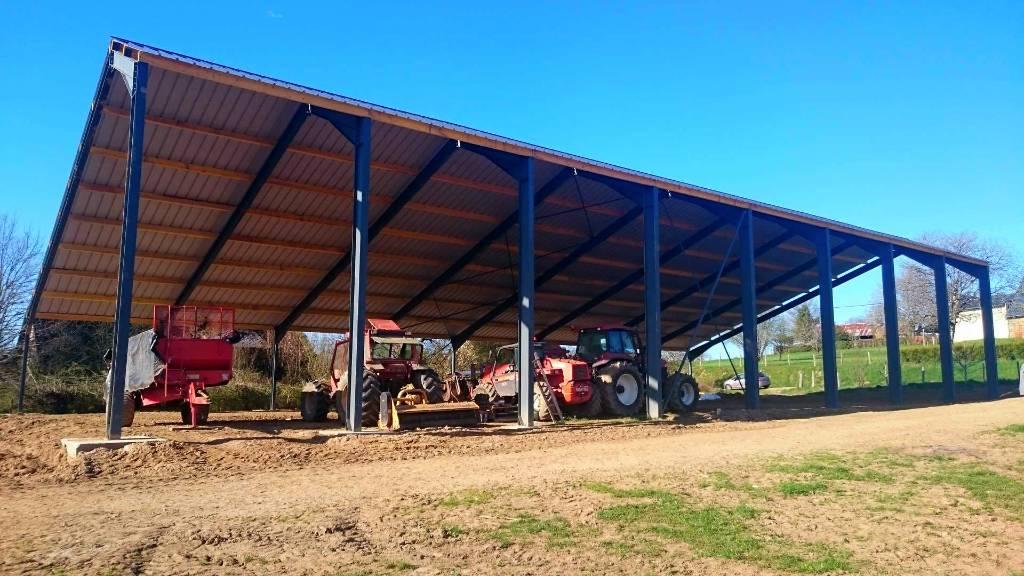 Hangar agricole occasion prix 1 ann e d 39 immatriculation 2016 stock - Hangar d occasion a acheter ...