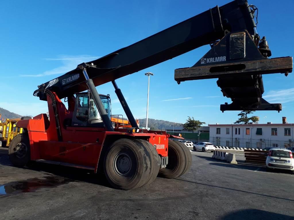 Kalmar DRG 450 65S6, Container handlers, Material Handling