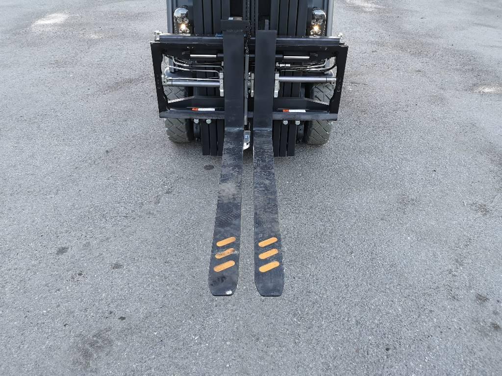 Crown SCT 6020 - 1,6 t el. truck - 5,5 m LH (PÅ LAGER), Elektriske trucker, Truck