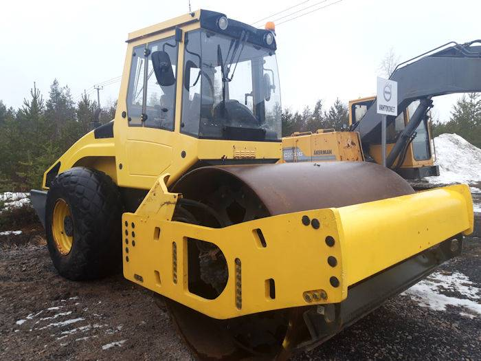 Bomag BW213DH-4, Other rollers, Construction Equipment