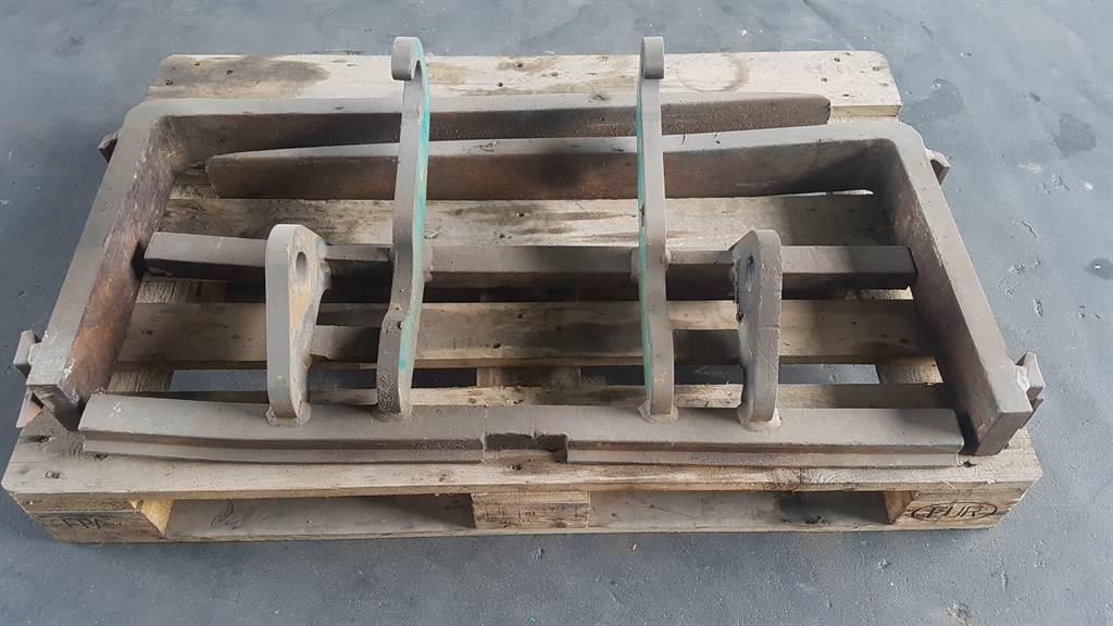Ahlmann AZ 4 - Forks/Palletgabeln/Palletvorken