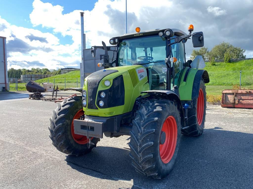 CLAAS Arion 460 CIS, Traktorid, Põllumajandus