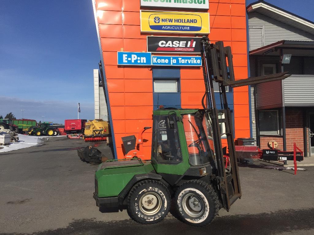 Valmet H 380-4x4, Dieseltrukit, Materiaalinkäsittely
