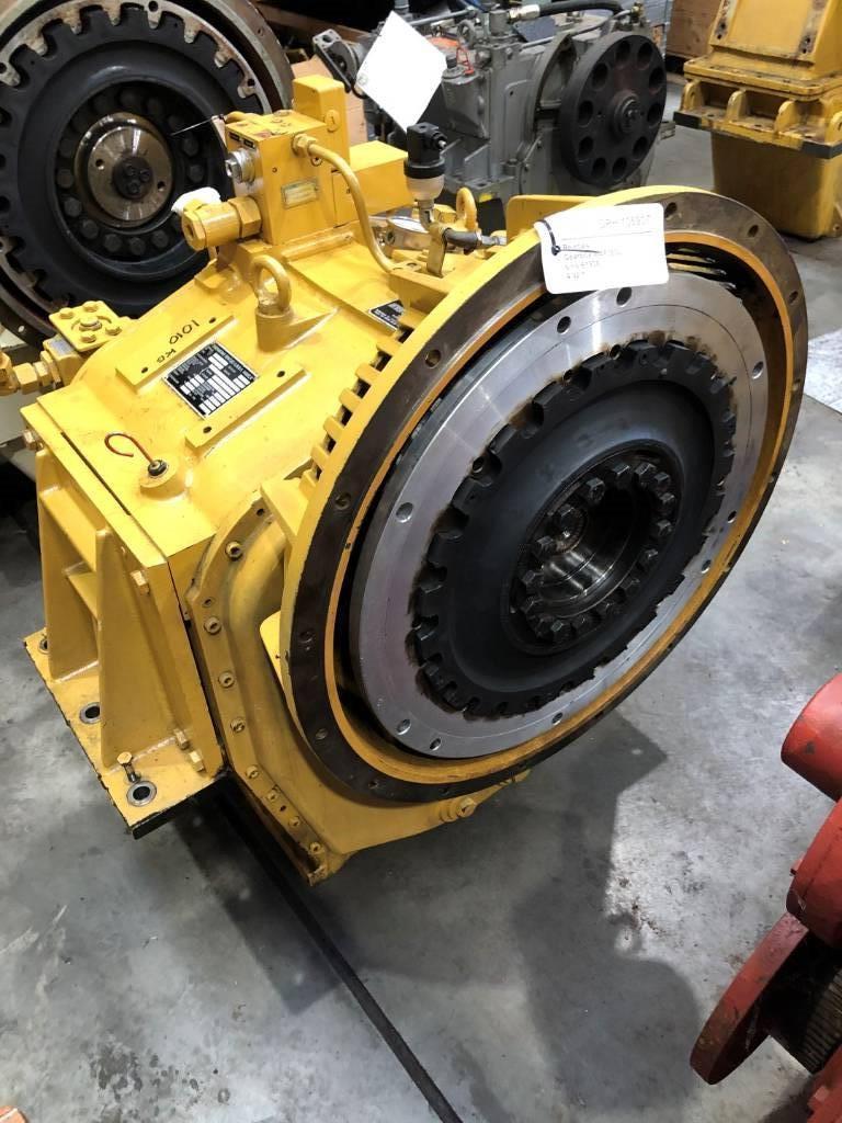Reintjes WAF 363 L - Marine Transmission - 4,92:1, Transmissions, Construction