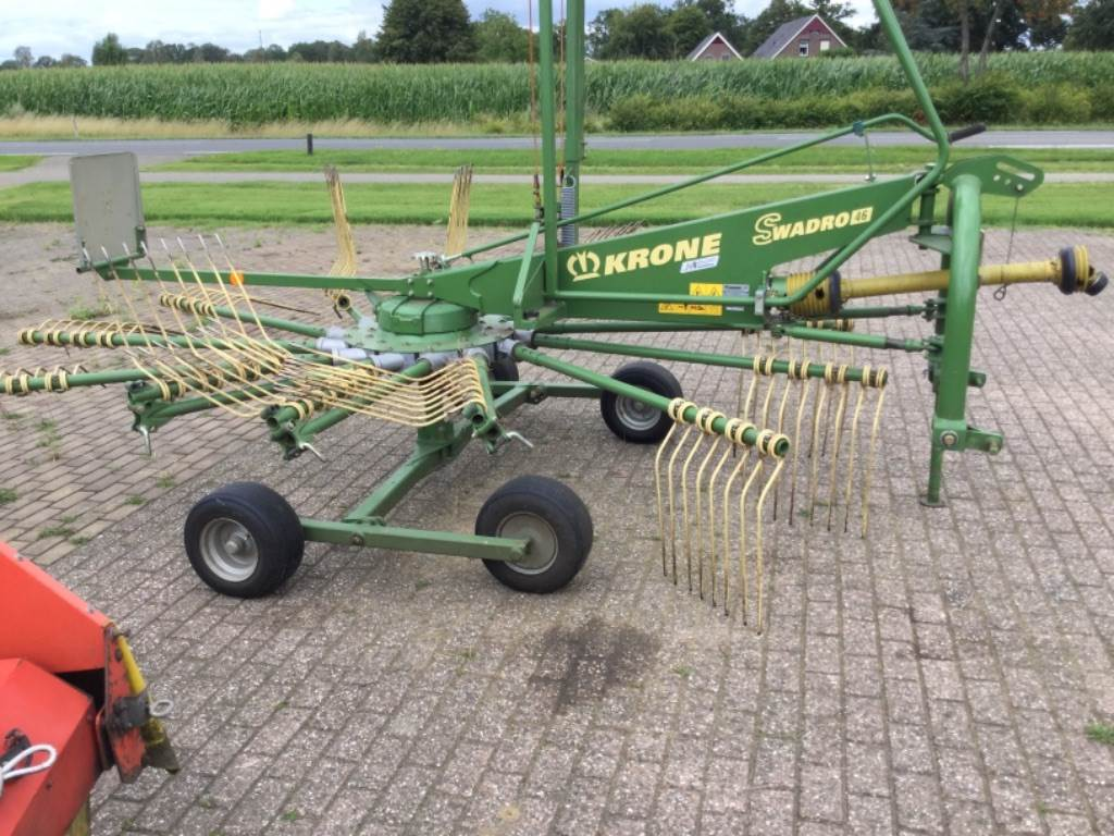 Krone swadro 46, Swathers \ Windrowers, Agriculture