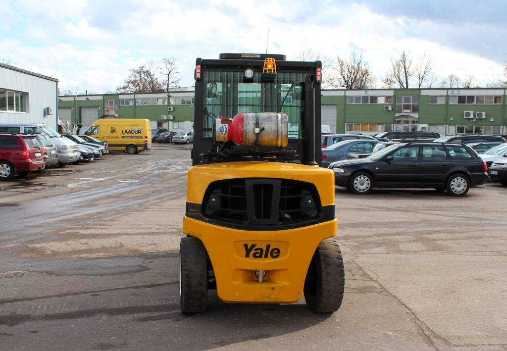 Yale GLP45VX6, LPG counterbalance Forklifts, Material Handling