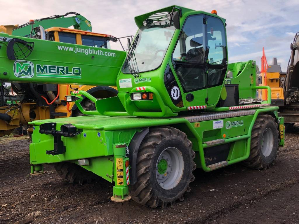 Merlo Merlo Roto 40.26, Telescopic Handlers, Construction Equipment