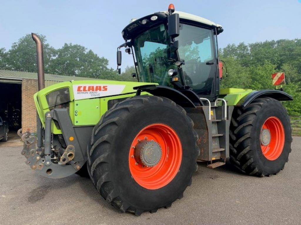 CLAAS Xerion 3300, Tractors, Agriculture