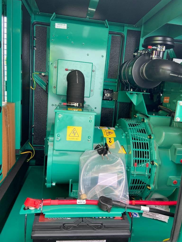 Cummins C22D5 - 22 kVA Generator - DPX-18501, Diesel generatoren, Bouw
