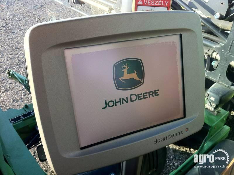 John Deere GS2 2600, touch screen display, 2008