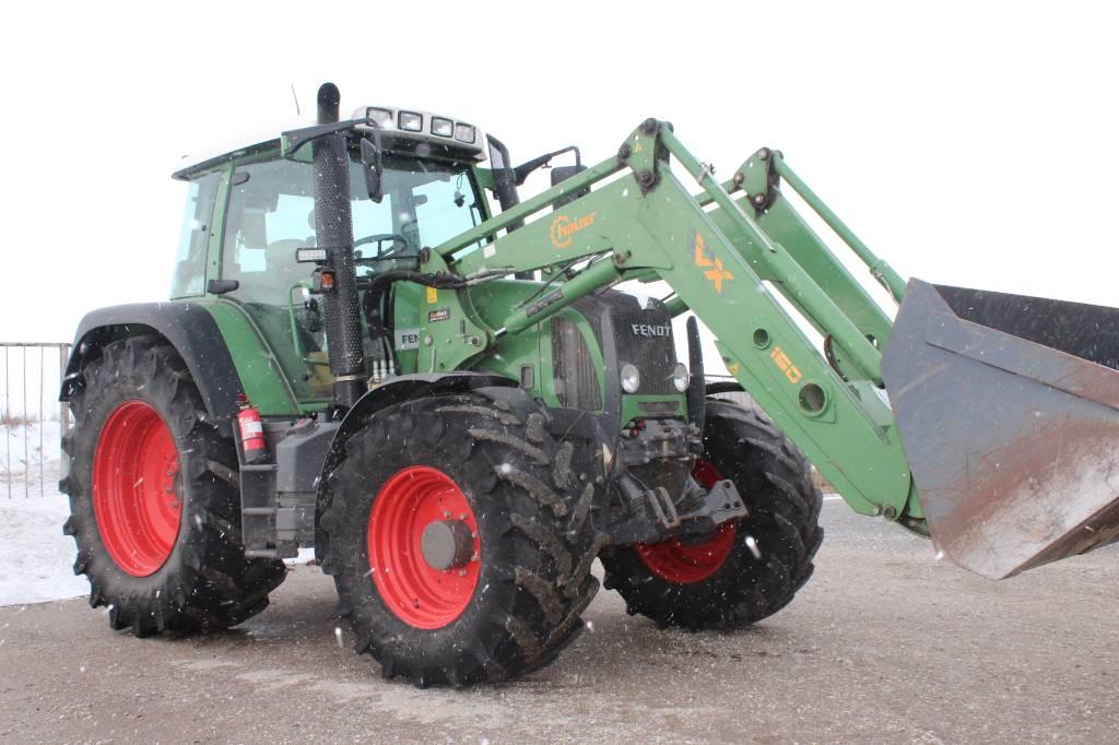 Fendt 415 Vario TMS, Traktorid, Põllumajandus