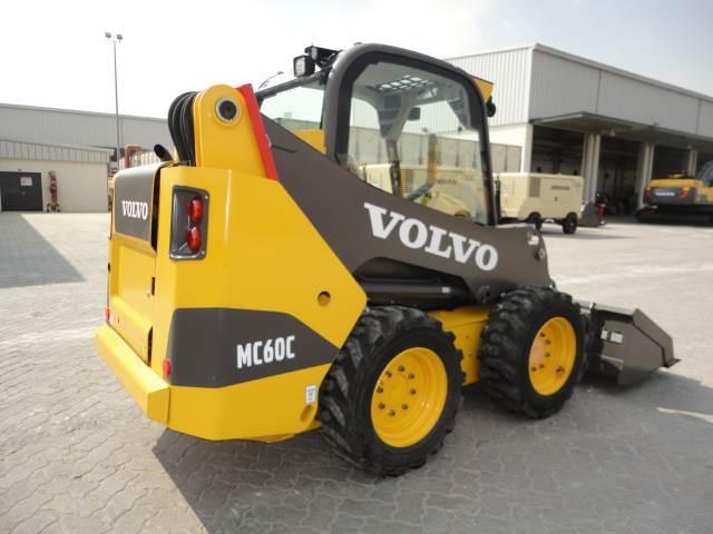 Volvo Skid Steer : Volvo mc c skid steer loaders construction al