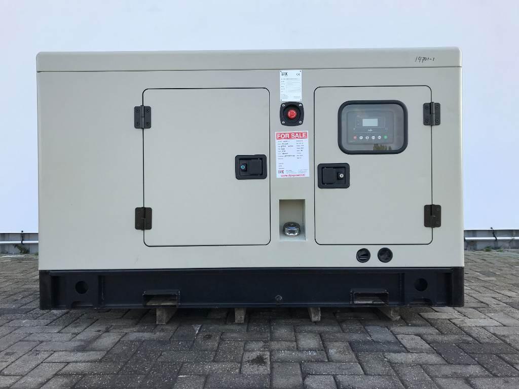 Ricardo K4100D - 20 kVA Generator - DPX-19701, Diesel Generatoren, Baumaschinen