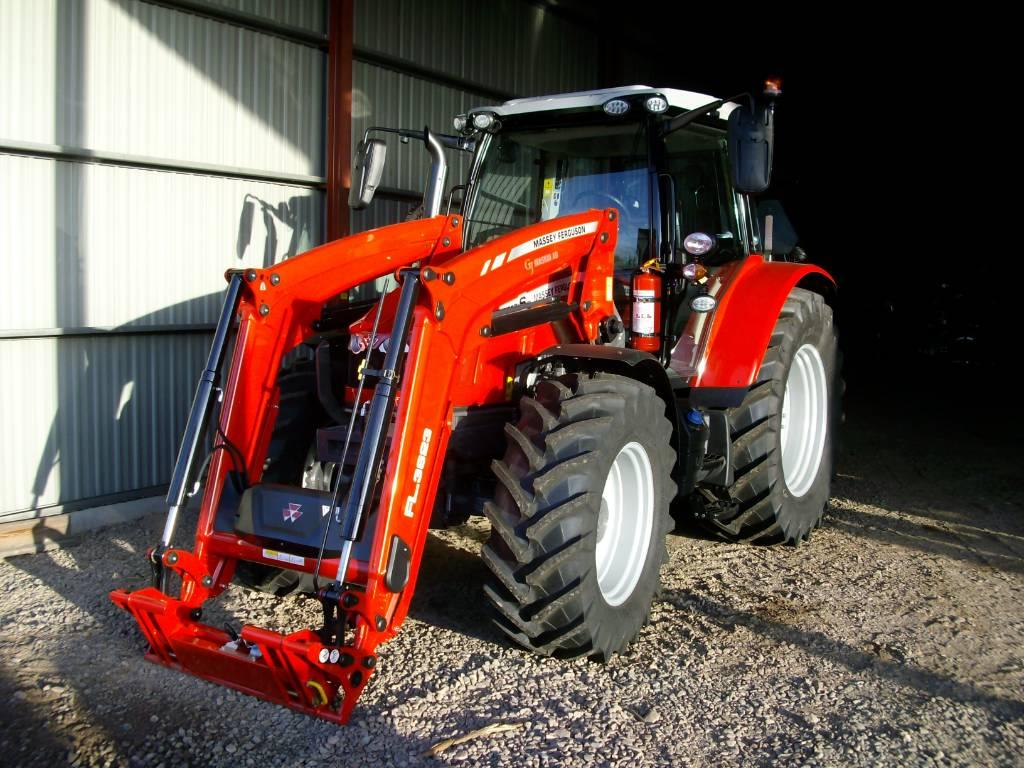 Massey Ferguson 5713, Traktorer, Lantbruk