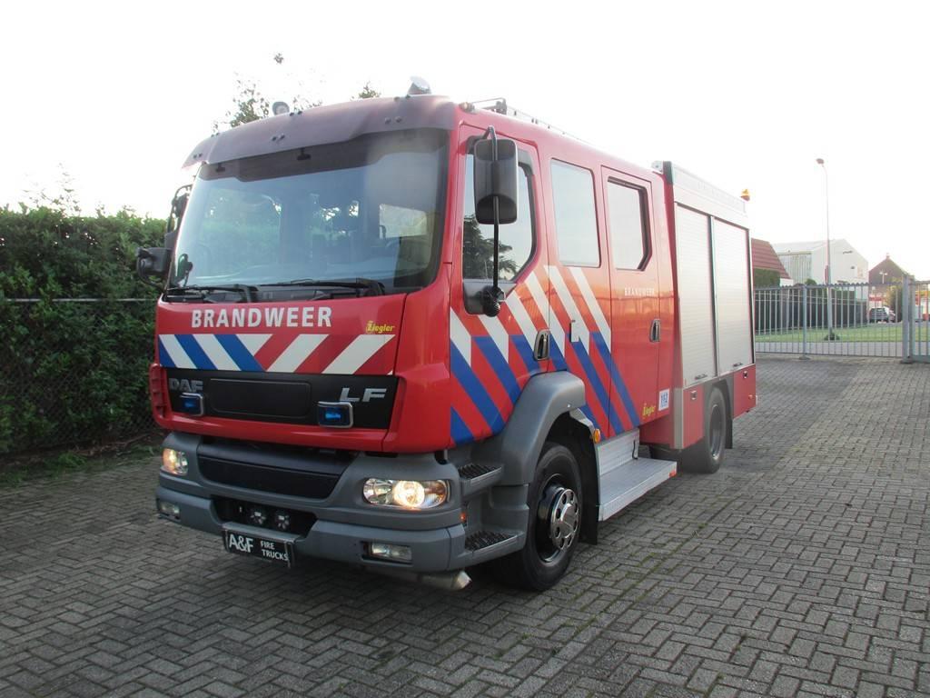 DAF LF Ziegler, Fire trucks, Transportation