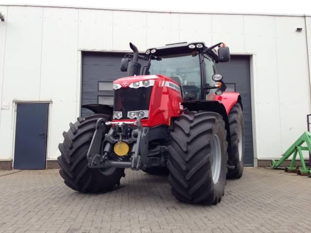 Massey Ferguson 7624 Dyna VT, Tractoren, Landbouw