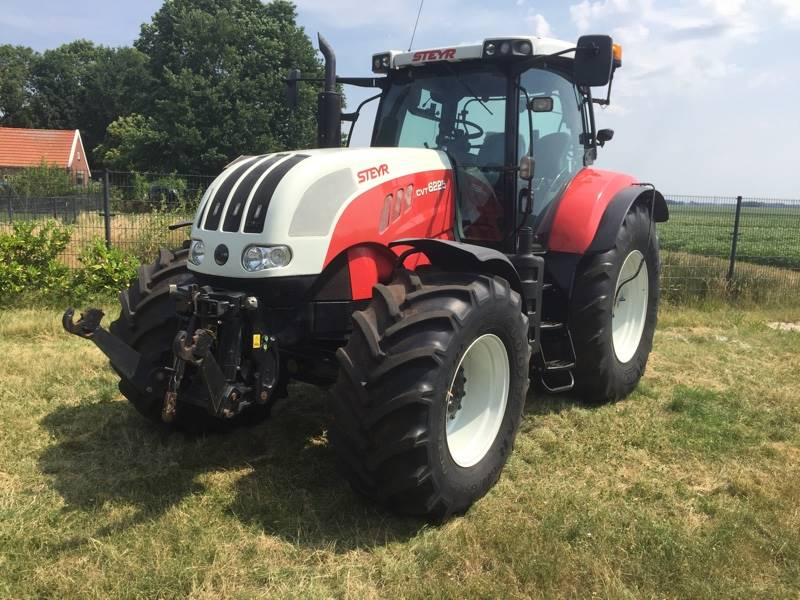 Steyr 6225 CVT, Tractoren, Landbouw