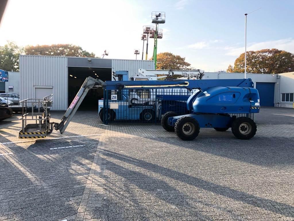 JLG 460 SJ, Hoogwerker, 4x4, 16 meter, Telescoophoogwerkers, Bouw