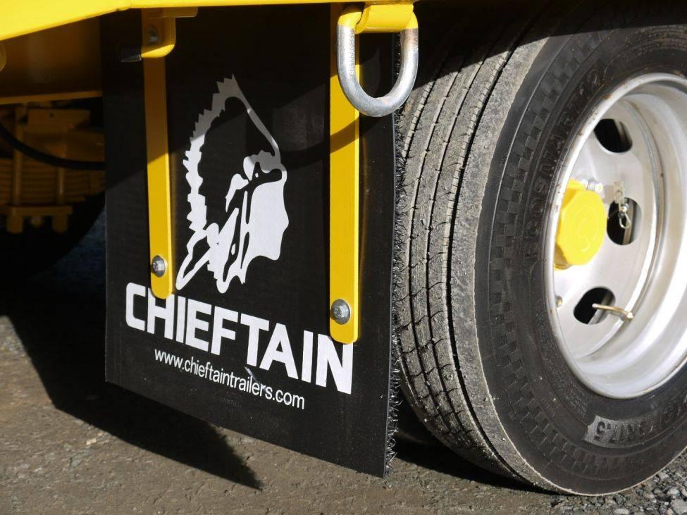 Chieftain 3 aks. uutuusmalli!, Lavetit, Kuljetuskalusto