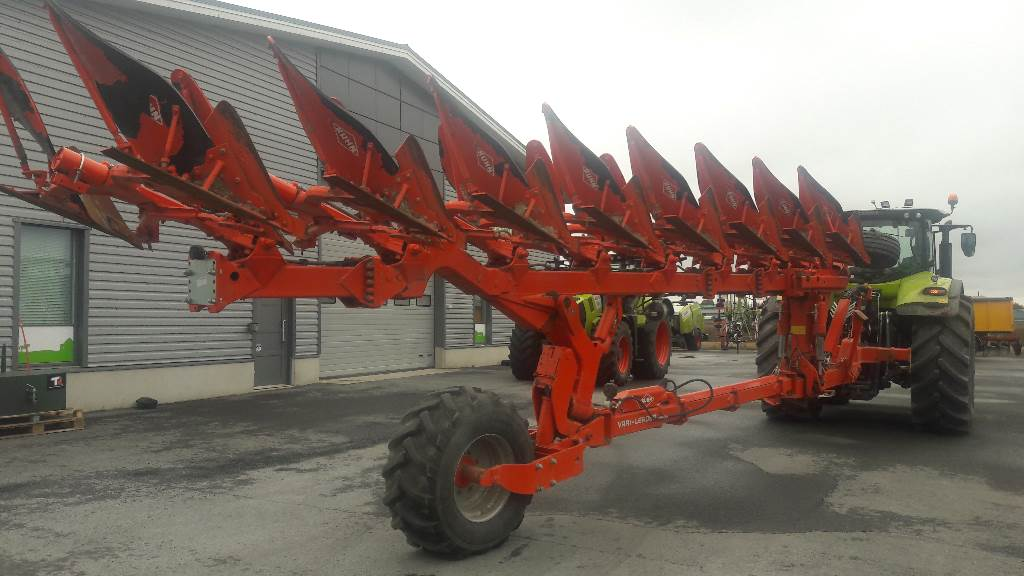 Kuhn VARILEADER KYNTÖAURA, Other agricultural machines, Agriculture