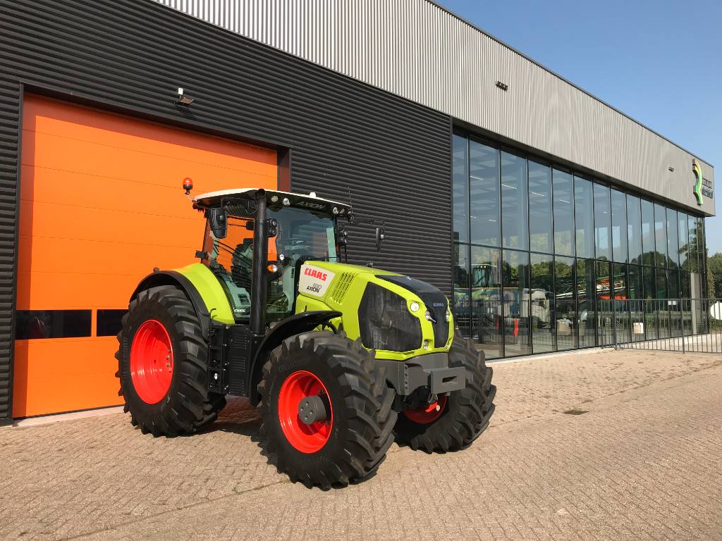 CLAAS AXION 830 CMATIC, Tractors, Agriculture