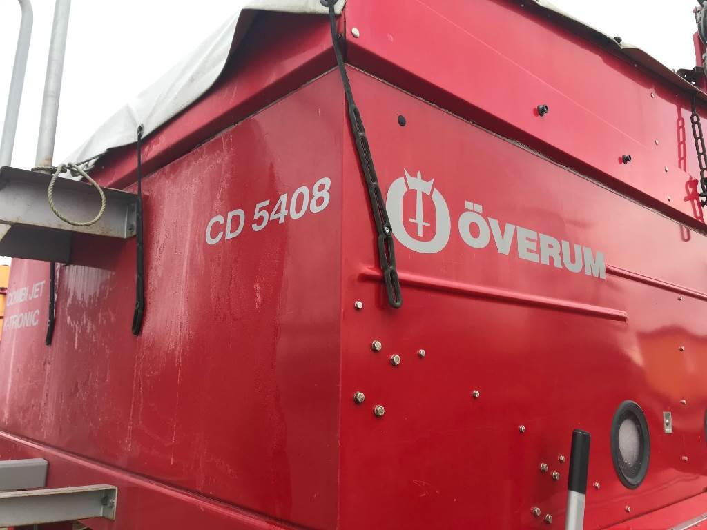 Överum CD5408, Kombisåmaskiner, Lantbruk