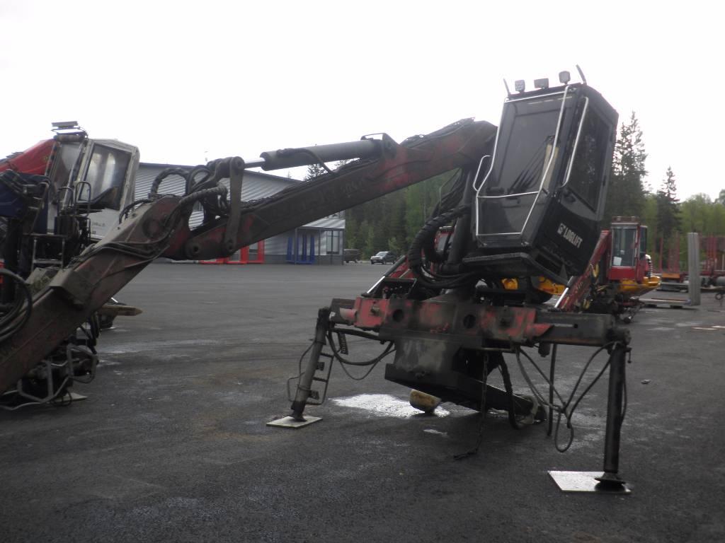 Loglift 105 S T, Puutavaranosturit, Kuljetuskalusto