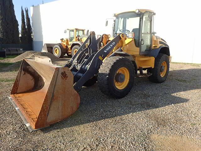 Volvo L50FS, Wheel Loaders, Construction Equipment