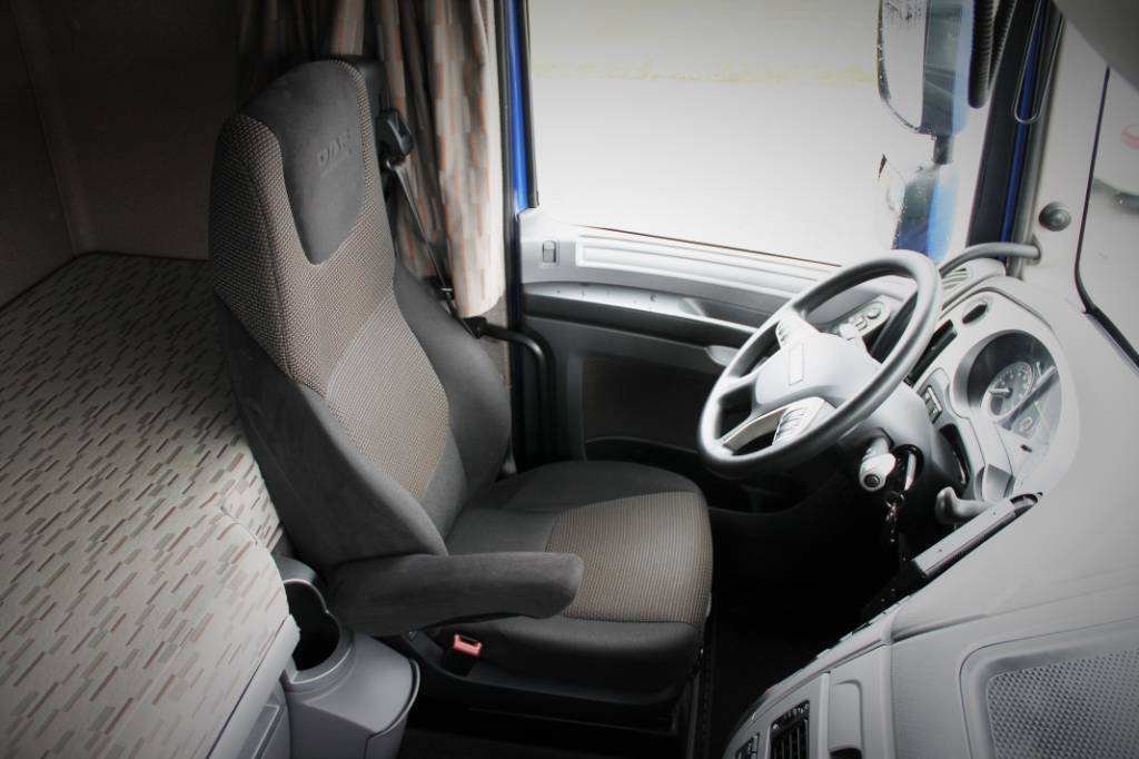 DAF XF 510 6x4 HCT, Vetopöytäautot, Kuljetuskalusto