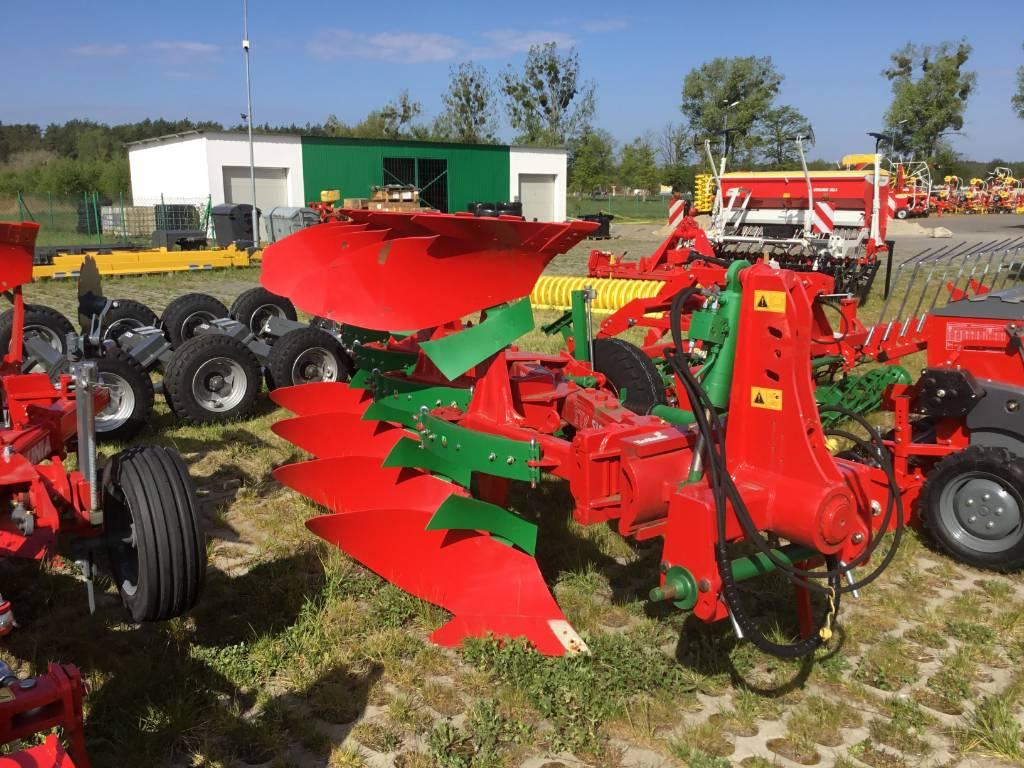 Unia Ibis XLS 3+1 PLUS LONG, Pługi obrotowe, Maszyny rolnicze