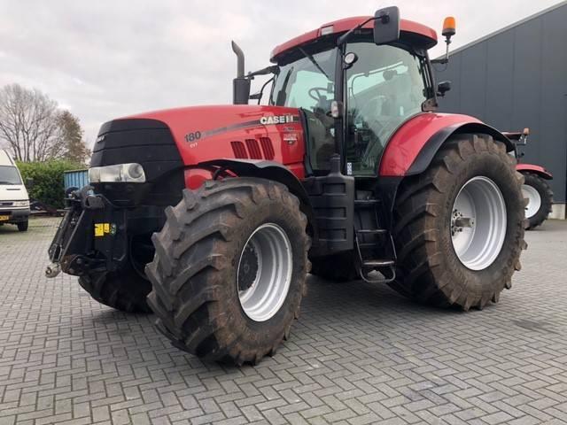 Case IH Puma 180 cvx, Tractoren, Landbouw