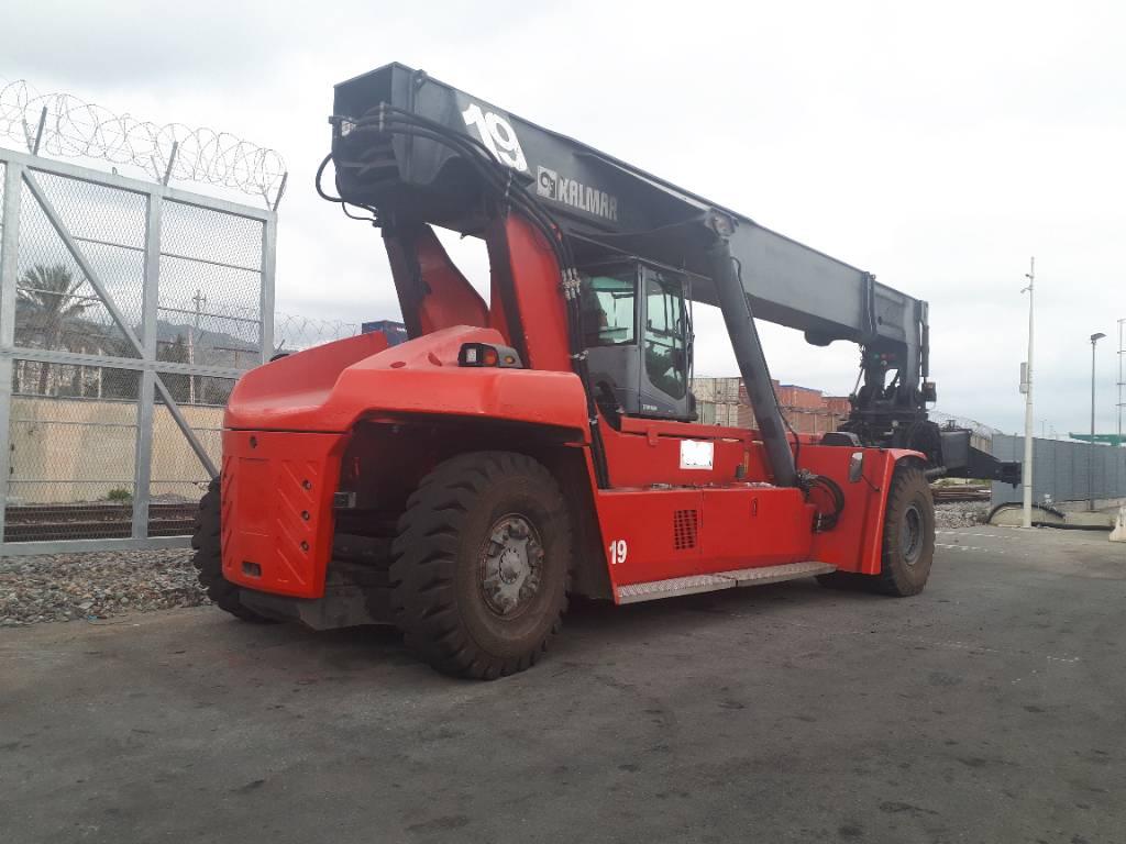 Kalmar DRG45065S5 (19), Container handlers, Material Handling