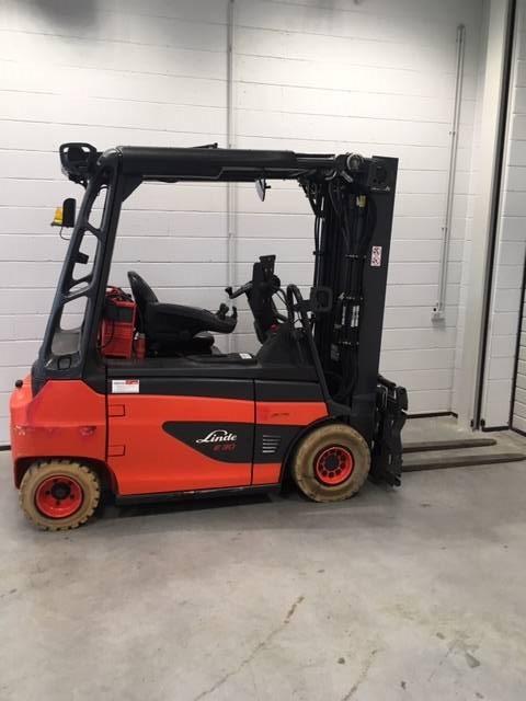 Linde E30R/387, Electric forklift trucks, Material Handling