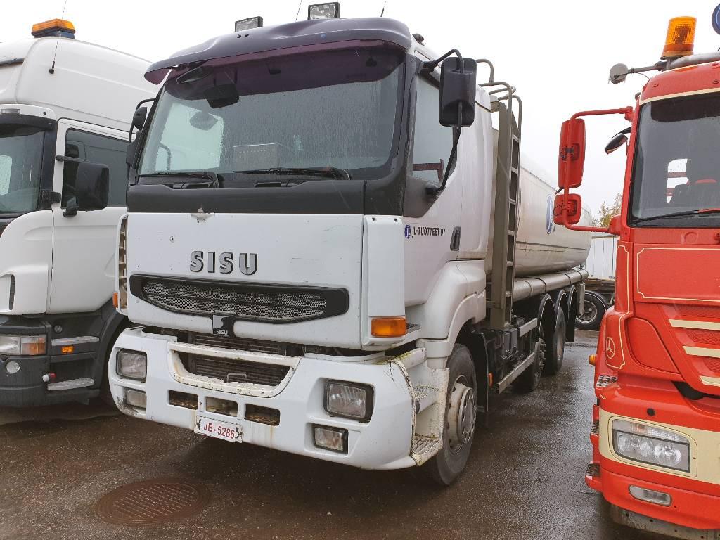 Sisu E14 8x2, Muut kuorma-autot, Kuljetuskalusto