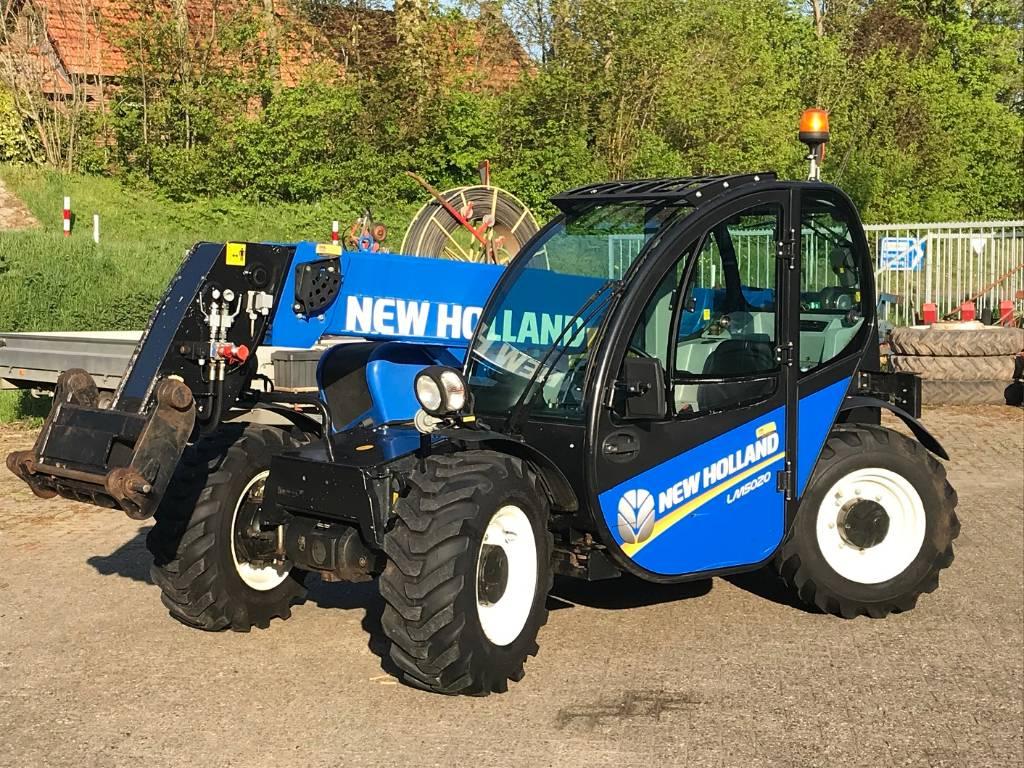 New Holland LM 5020, Verreikers voor landbouw, All Used Machines