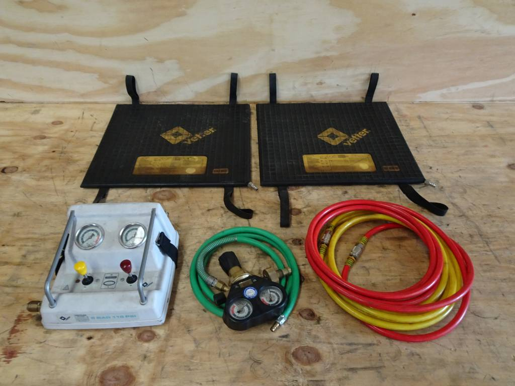 Vetter Lifting Set, Other components, Transportation