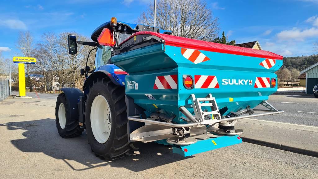 Sulky X40+ Econov, Mineralgödselspridare, Lantbruk