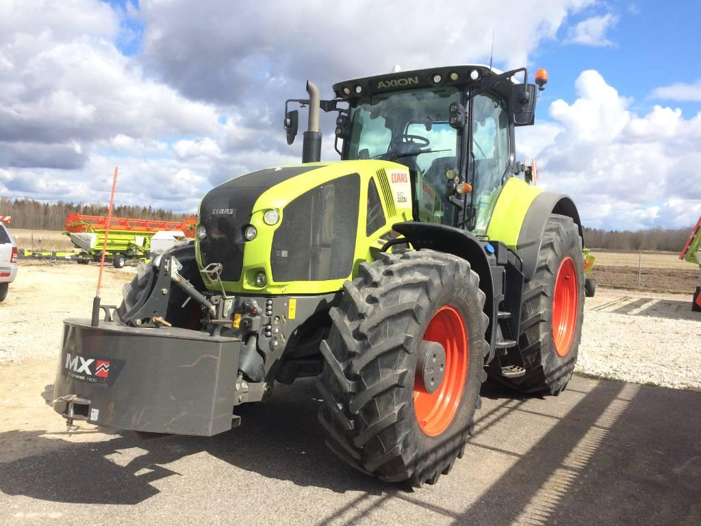 CLAAS Axion 940 Cmatic, Traktorid, Põllumajandus