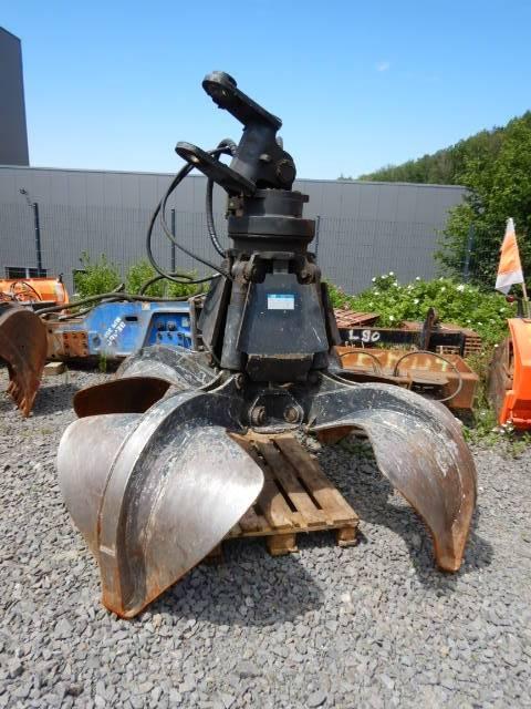 HGT MT3.6 B Mehrschalengreifer, Grapples, Construction Equipment