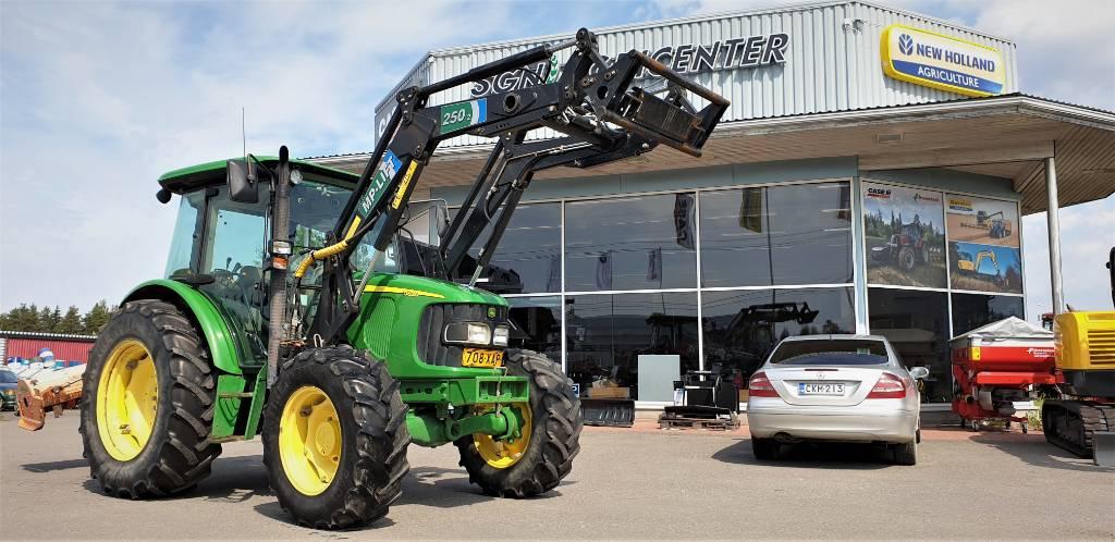 John Deere 5820, Traktorit, Maatalous