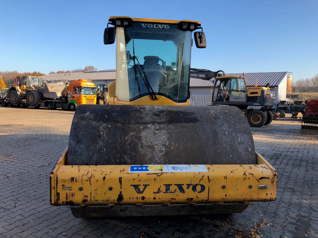 Volvo SD 135, Single drum rollers, Construction Equipment