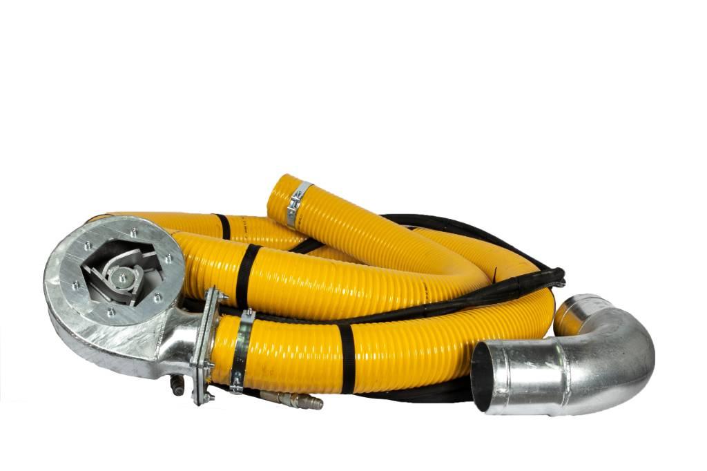 Hill HP180 - HP300 gjødselpumper, Pumper og røreverk, Landbruk