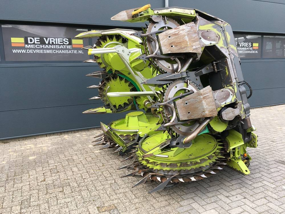 CLAAS ORBIS 600 SD AC, Forage harvester headers, Agriculture