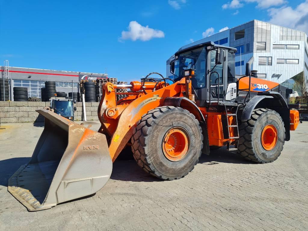 Hitachi ZW 310, Wheel Loaders, Construction Equipment